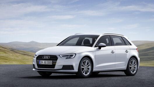 Audi A3 Sportback DSG