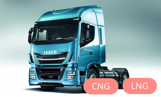 CNG lNG Iveco Stralis