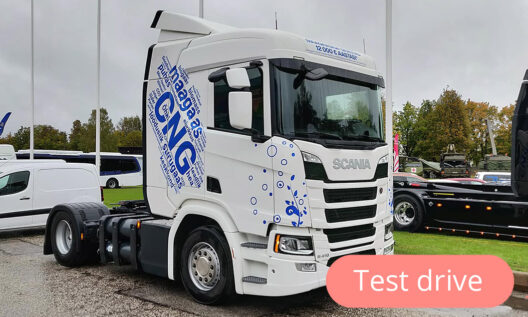 scania lng